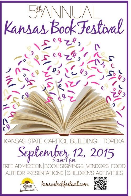 Kansas Book Festival 2015